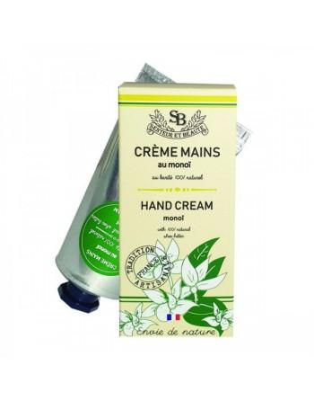 Crème mains monoï Un été en...