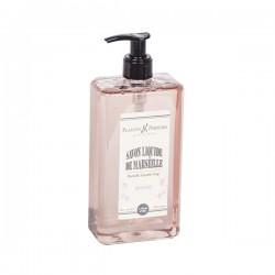 Savon Liquide Parfum Rose