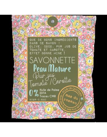 Savonnette – Peaux matures